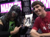 Artist Todd Nauck Draws WWE's The Hurricane