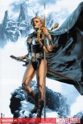 Valkyrie #1 