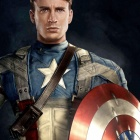 Chris Evans: Wielding Captain America's Shield