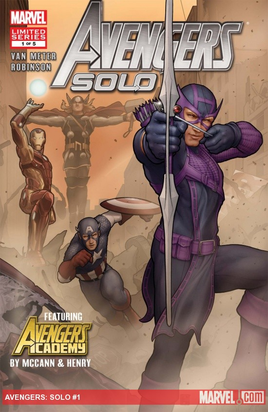 Avengers: Solo (2011) #1