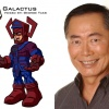George Takei voices Galactus on The Super Hero Squad Show