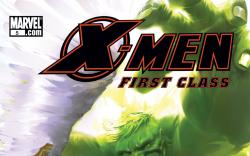 X-Men: First Class (2007) #5