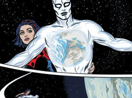 Silver Surfer by Mike & Laura Allred