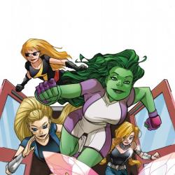 Marvel Her-Oes (2010)