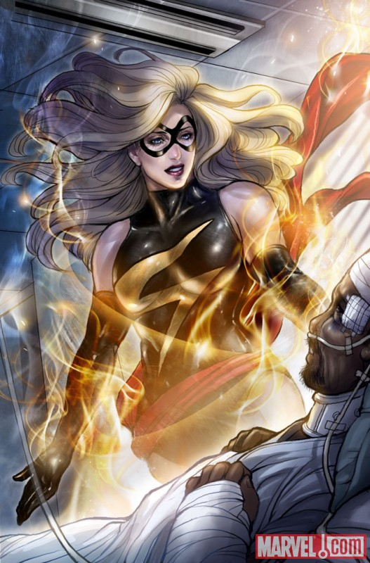 Ms. Marvel (2006) #48