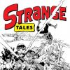 STRANGE TALES #1 SECOND PRINTING VARIANT
