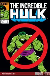 Incredible Hulk #317 