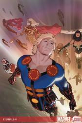 Eternals: Manifest Destiny #1 