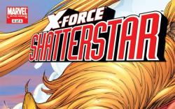 X-FORCE: SHATTERSTAR (1992) #4 COVER