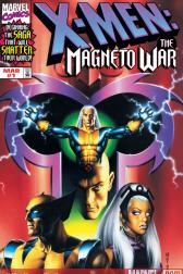 X-Men: Magneto War #1 