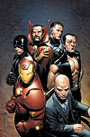 New Avengers: Illuminati (Trade Paperback)