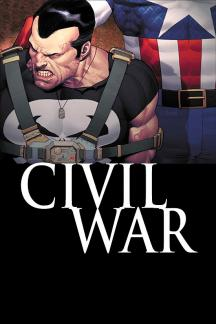 Punisher War Journal Vol. 1: Civil War (Trade Paperback)