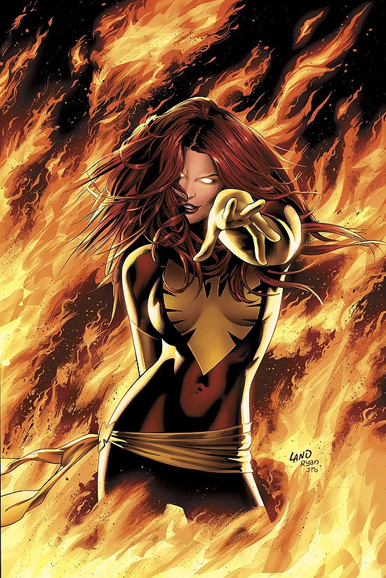 X-MEN: PHOENIX - ENDSONG (2005) #1 COVER