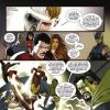 Image Featuring Hawkeye, Hulk, Iron Man, Spider-Woman (Jessica Drew), Spider-Man, Jimmy Woo, 3-D Man, Luke Cage, Captain America