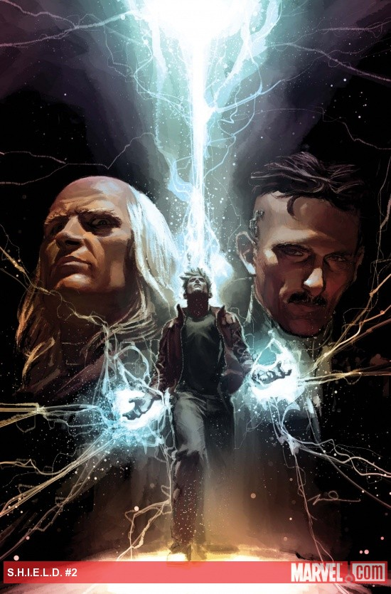S.H.I.E.L.D. #2 cover