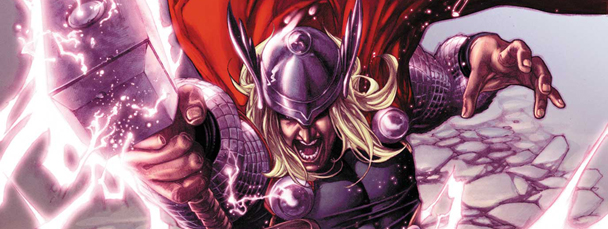 Thor vs the Deviants