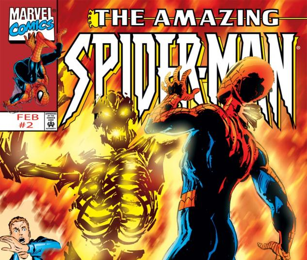 Amazing Spider-Man (1999) #2