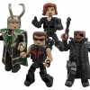 Marvel Minimates Avengers movie wave exclusively at Toys R Us