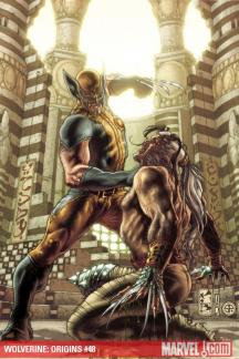 Wolverine Origins (2006) #48