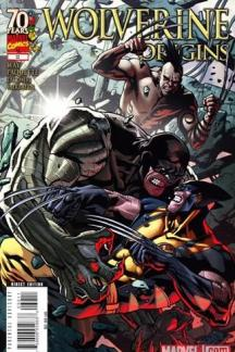 Wolverine Origins (2006) #32