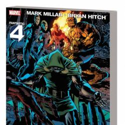 FANTASTIC FOUR: THE MASTER OF DOOM TPB