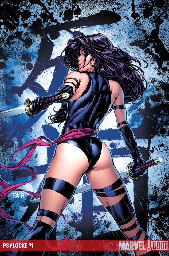 PSYLOCKE #1