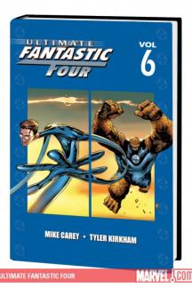 Ultimate Fantastic Four Vol. 6 (Hardcover)