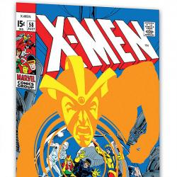 ESSENTIAL CLASSIC X-MEN VOL. 3 #0