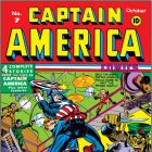 CAPTAIN AMERICA COMICS #7 COVER