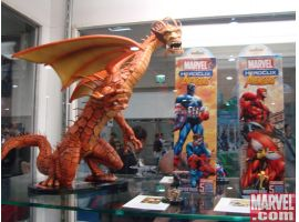 Orange Fin Fang Foom Exclusive