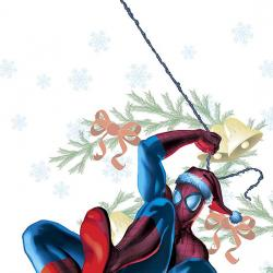 MARVEL HOLIDAY SPECIAL COVER