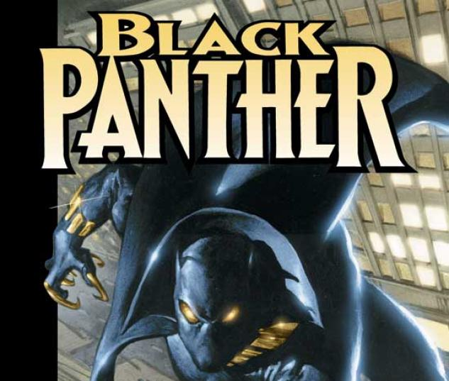 BLACK PANTHER VOL. I: THE CLIENT TPB #0