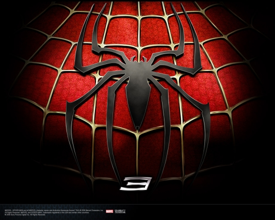 Spider-Man 3 Movie: Spidey in Red