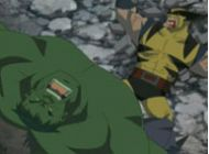 Hulk Vs. Wolverine Clip 1
