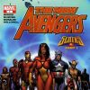 Image Featuring Wolverine, Avengers, Captain America, Iron Man, Sentry (Robert Reynolds), Spider-Woman (Jessica Drew)