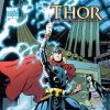 THOR: THE MIGHTY AVENGER #1 variant cover by Chris Samnee