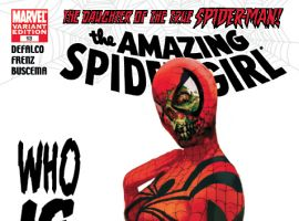 AMAZING SPIDER-GIRL #13