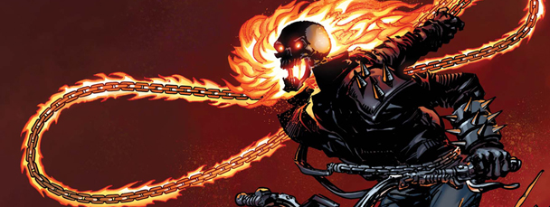 Sign up for the Ghost Rider Liveblog