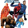 Fantastic Four #600 cover by John Romita Jr.