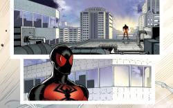 Scarlet Spider #2 preview art by Ryan Stegman