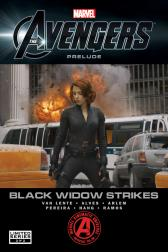 MARVEL'S THE AVENGERS: BLACK WIDOW STRIKES  (2012) #3