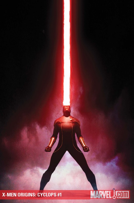X-Men Origins: Cyclops (2010) #1