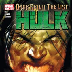 Dark Reign: The List - Hulk (2009) #1