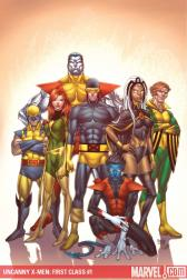 Uncanny X-Men: First Class #1 