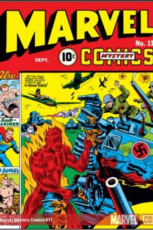 Marvel Mystery Comics #11