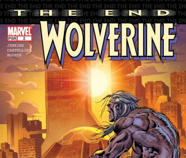 WOLVERINE: THE END (2003) #2 COVER