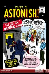 Tales to Astonish #4