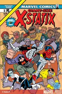 X-Statix Vol. I (Trade Paperback)