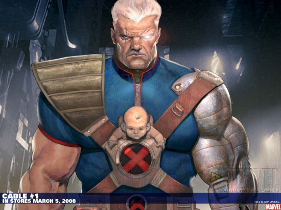 Cable (1993) #1 Wallpaper