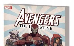 Avengers: The Initiative - Dreams & Nightmares (Trade Paperback)